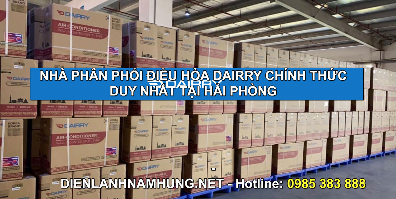 Nha phan phoi diei hoa Dairry tai Hai Phong